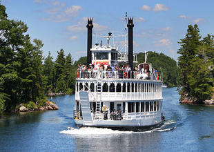 Thousand-Islands cruise