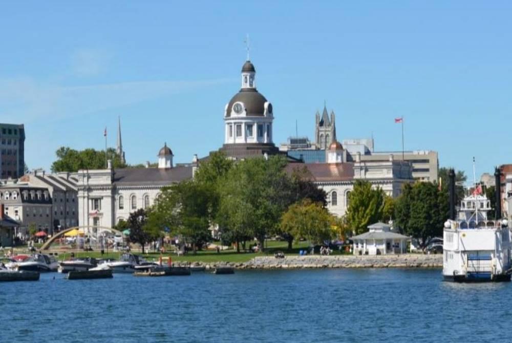 Kingston Ontario Waterfront