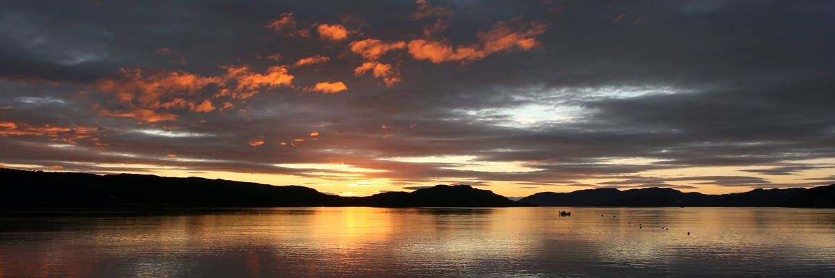 Kirkenes, Northern Norway