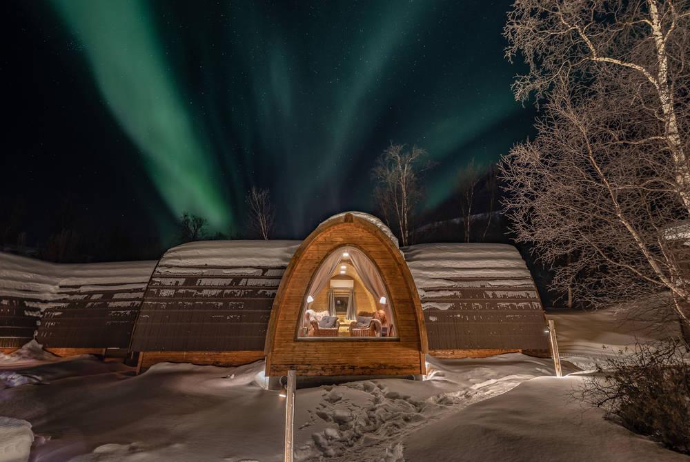 Kirkenes Snowhotel - Gamme Cabin