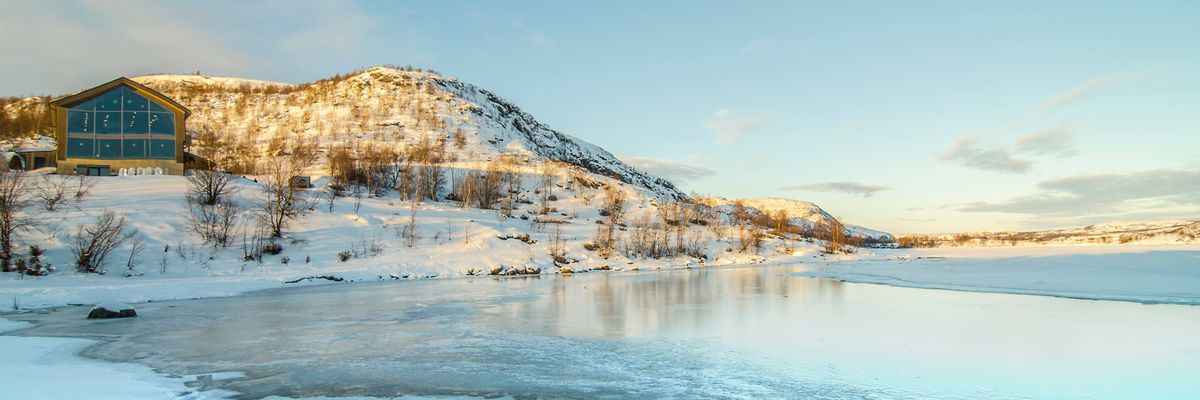 Kirkenes Snowhotel
