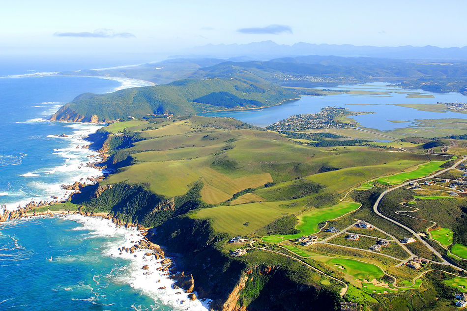 Knysna in the Garden Route of South Africa