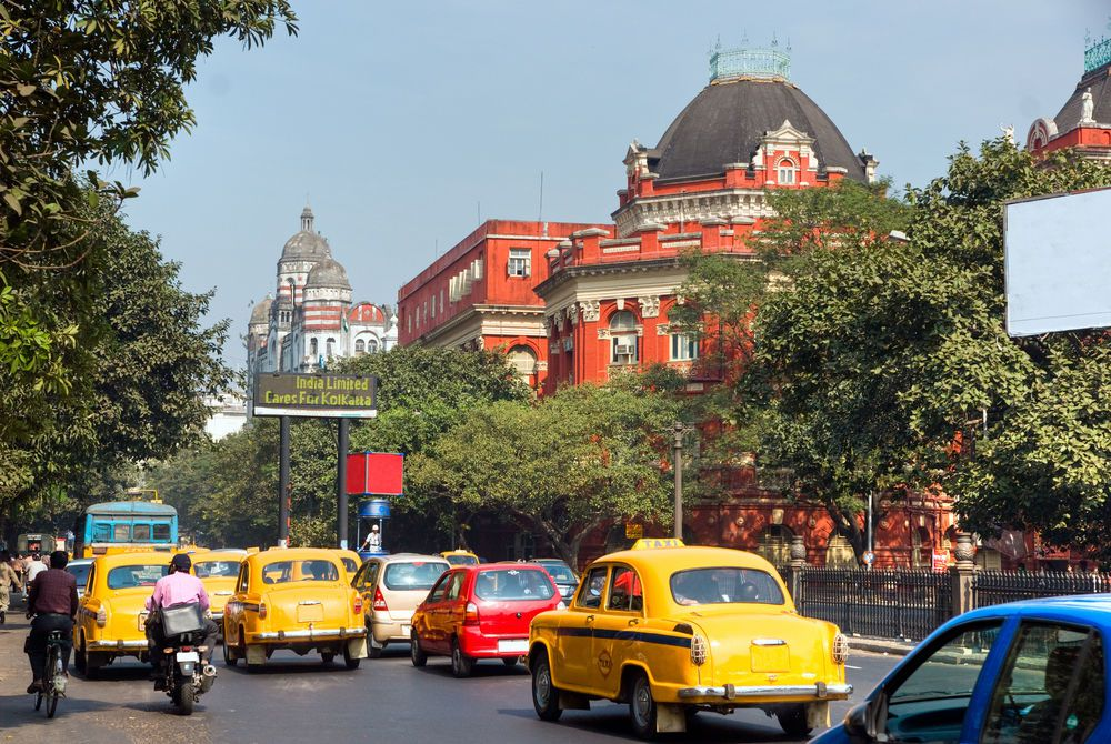 Street in Kolkata