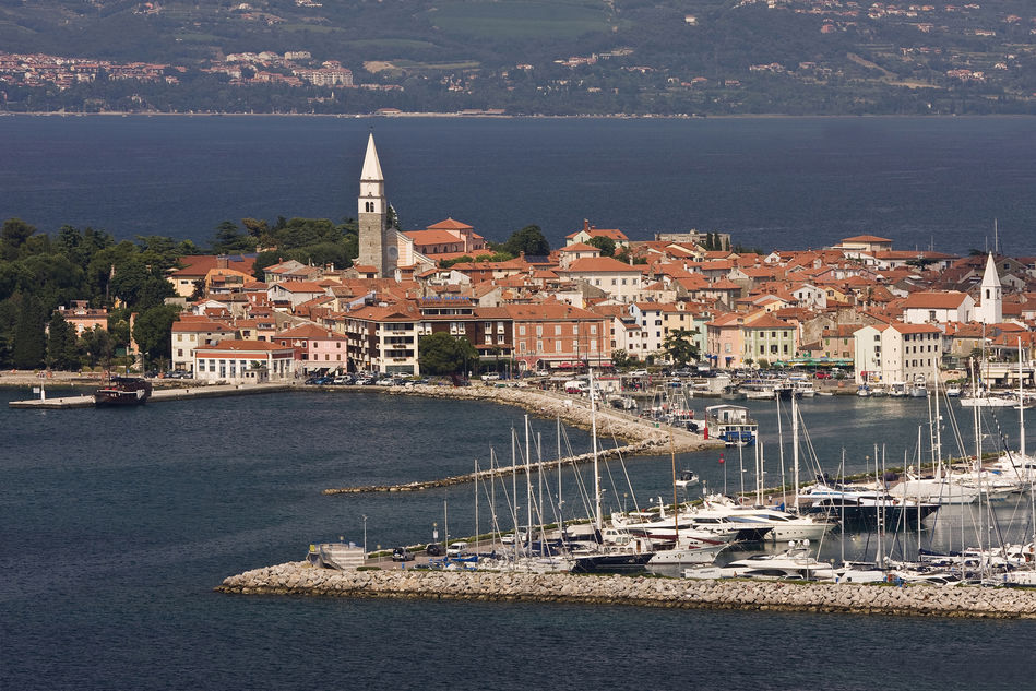 Koper, Slovena, where the three Azamara ships will meet
