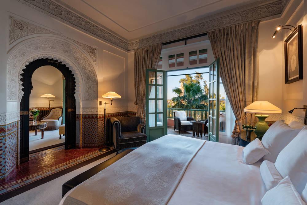 Koutoubia Suite, La Mamounia, Marrakech, Morocco