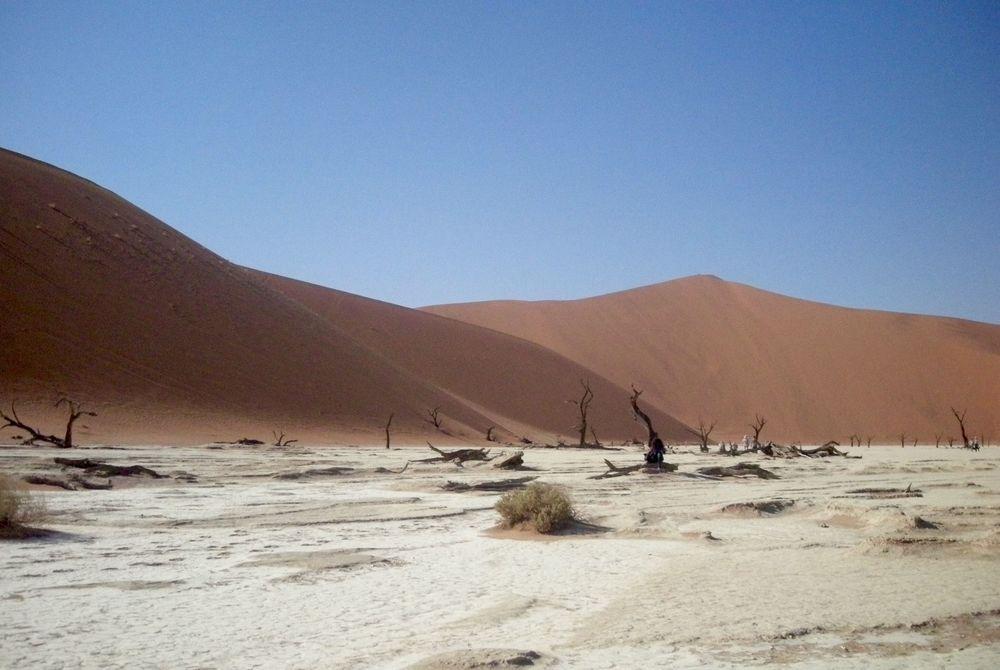 Krishna - Namibia - Dead Vlei