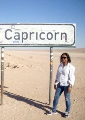 Krishna - Namibia - Tropic of Capricorn