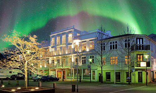 Kvosin Downtown Hotel, Reykjavik