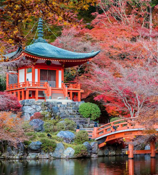 Gardens in Kyoto, Jjapan