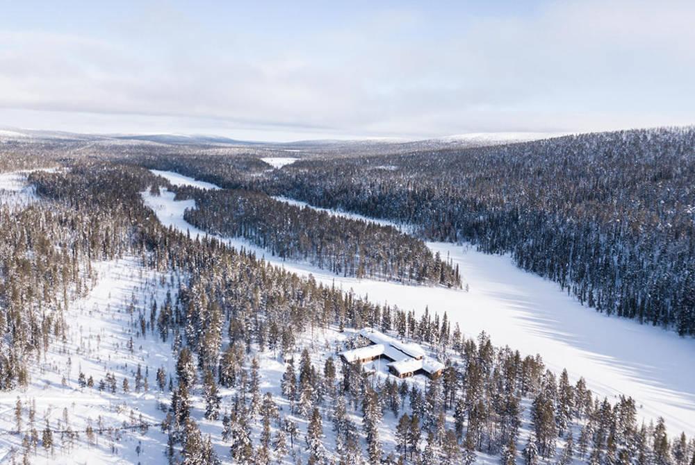L7 Luxury Lodge in Finnish_Lapland