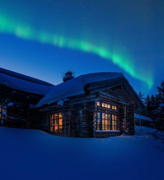 L7 Luxury Lodge Adventure in Finnish Lapland