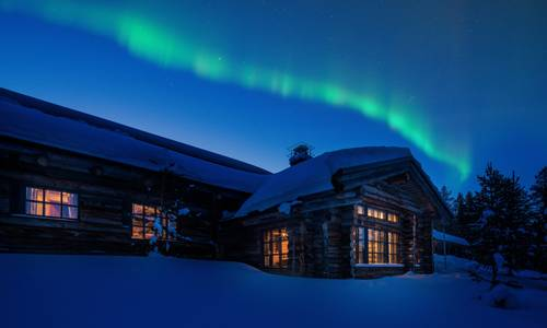 L7 Luxury Lodge, Finnish Lapland