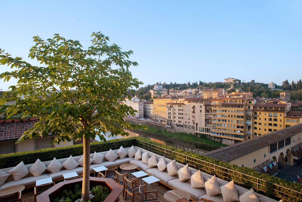 La Terrazza, Continentale, Florence