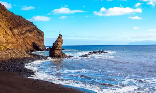 LaBeach on La Gomera island in Spain