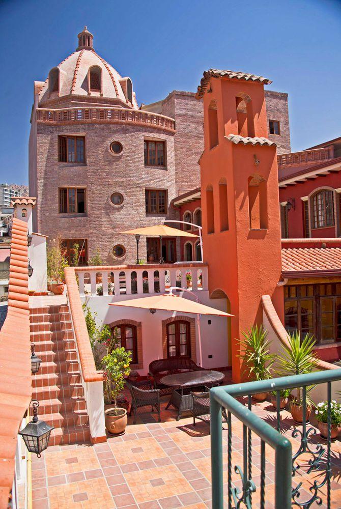 La Casona Boutique Hotel, La Paz