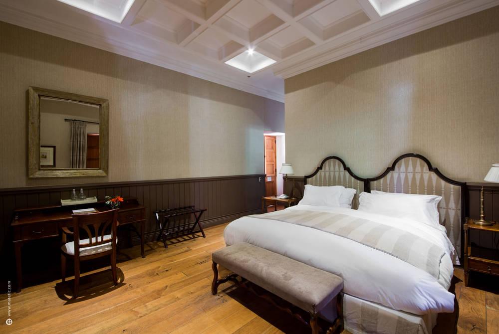 La Casona Hotel, Matetic Vineyards, Rosario Valley