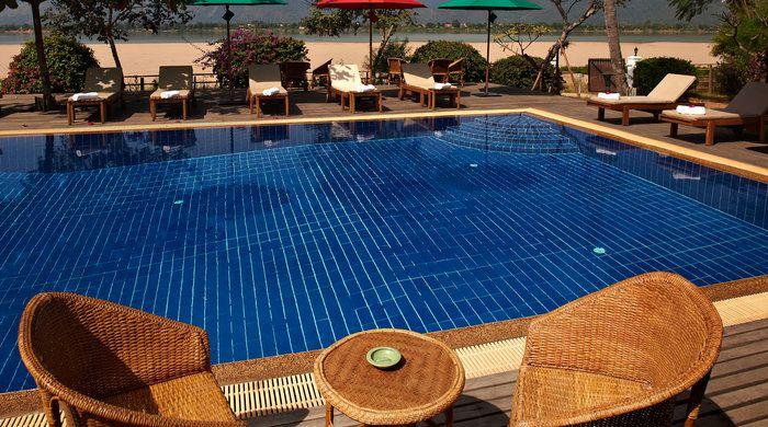 Swimming Pool, La Folie Lodge, Don Daeng
