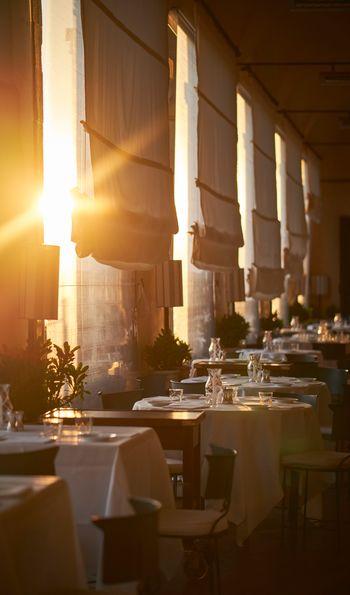 La Loggia Restaurant, Belmond Villa San Michele