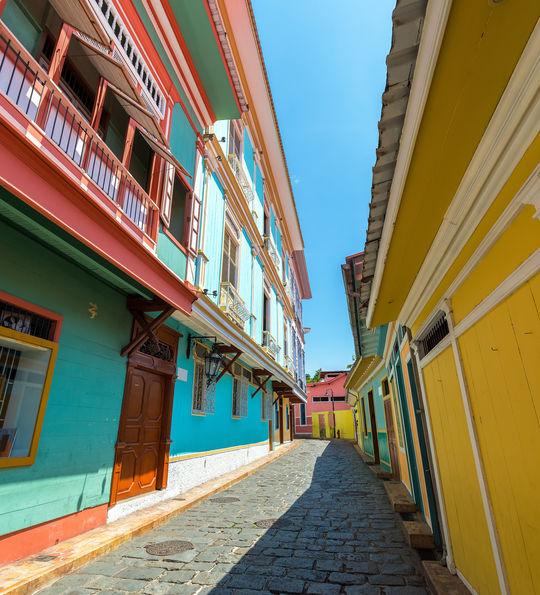 La Penas, Guayaquil