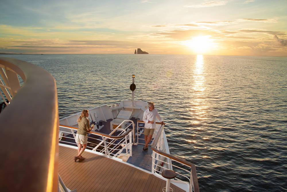 La Pinta Yacht, Galapagos