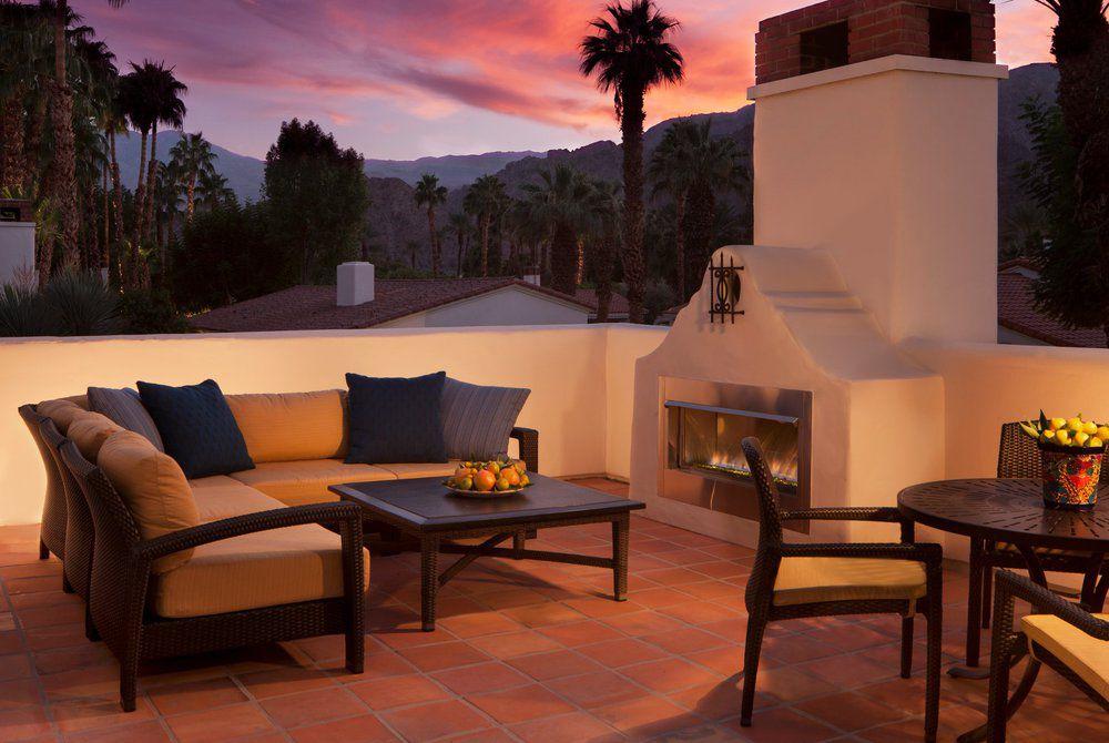 La Quinta Resort & Club balcony