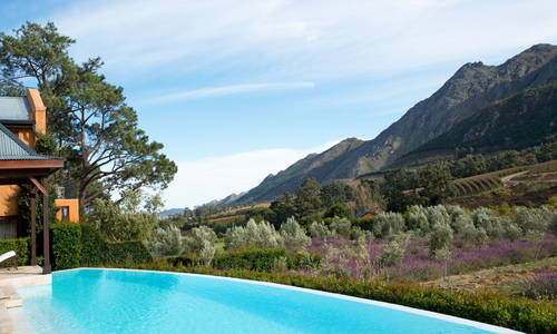 La Residence, Franschhoek