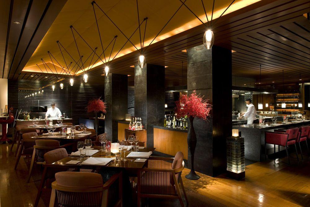 La Scala Restaurant, The Sukhothai, Bangkok