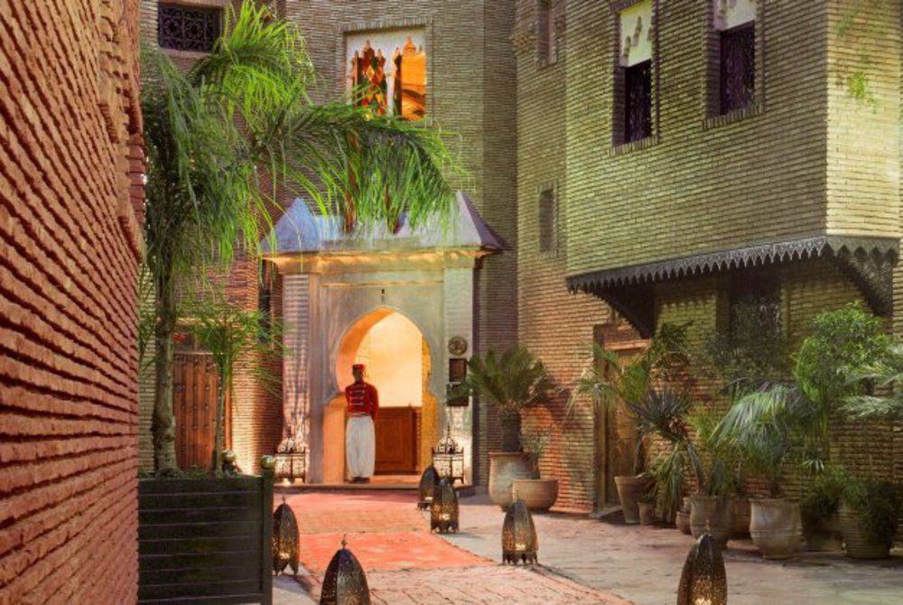 La Sultana Marrakech Hotel & Spa