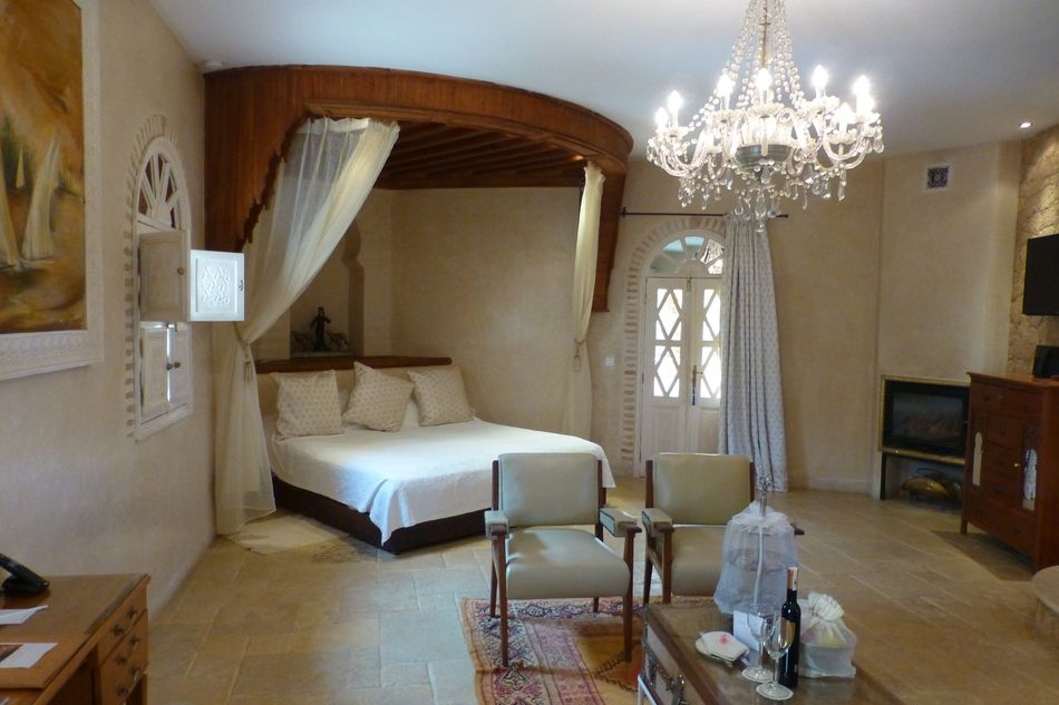 Bedroom at La Sultana Oualidia