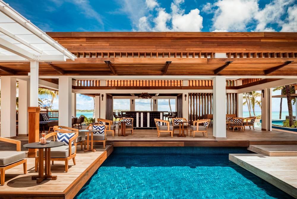 La Terrasse Bar Pool, One&Only Le Saint Géran, Mauritius
