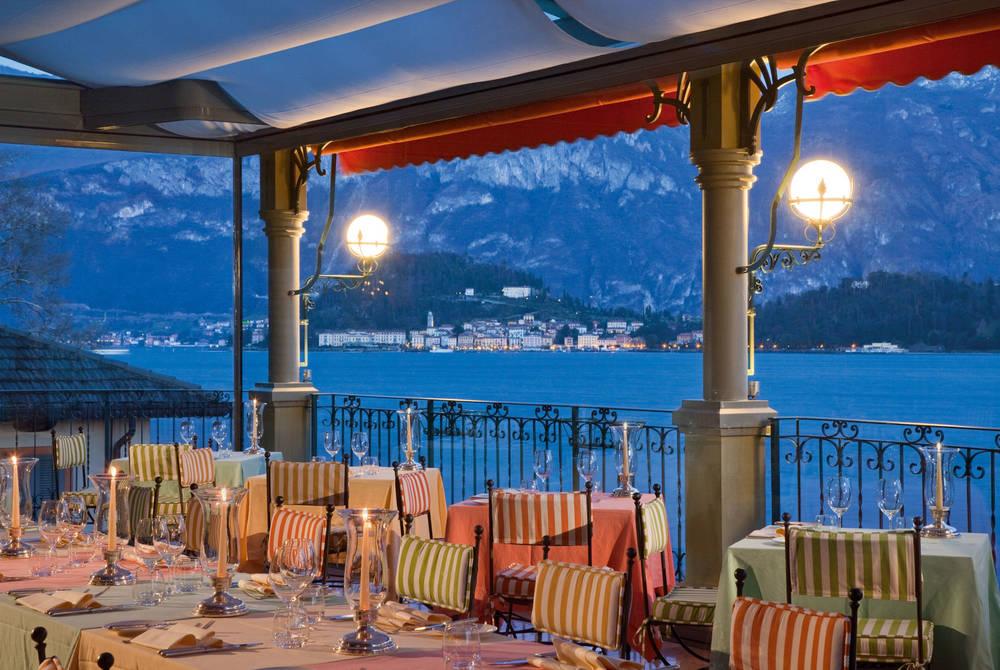 La Terrazza Restaurant, Grand Hotel Tremezzo