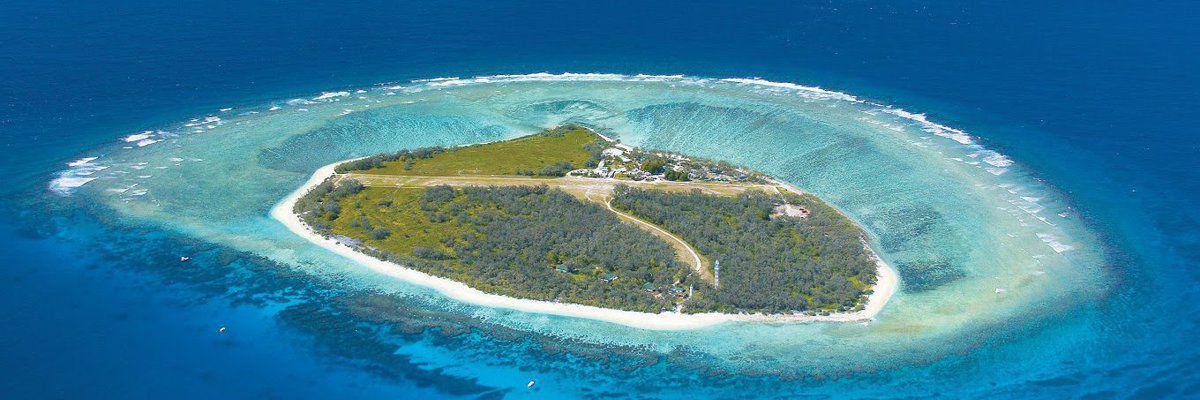 Lady Eliot Island, Great Barrier Reef