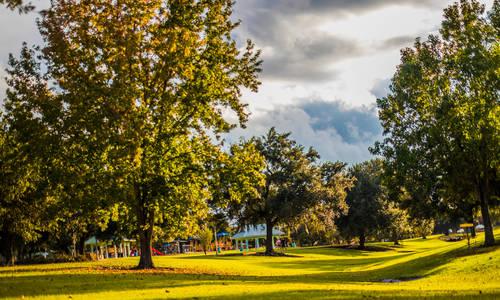 Girard Park, Lafayette