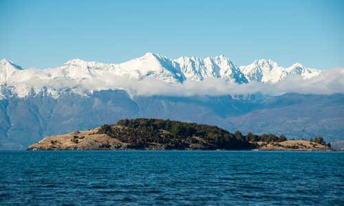 Lago General Carrera, Carretera Austral, Chile