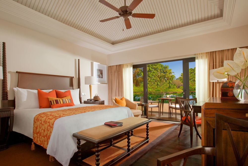 Lagoon Terrace Room, The Leela Goa