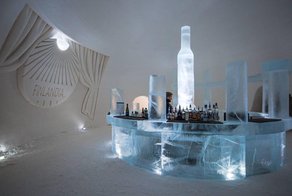 Lainio Snow Village: Artic Illusions