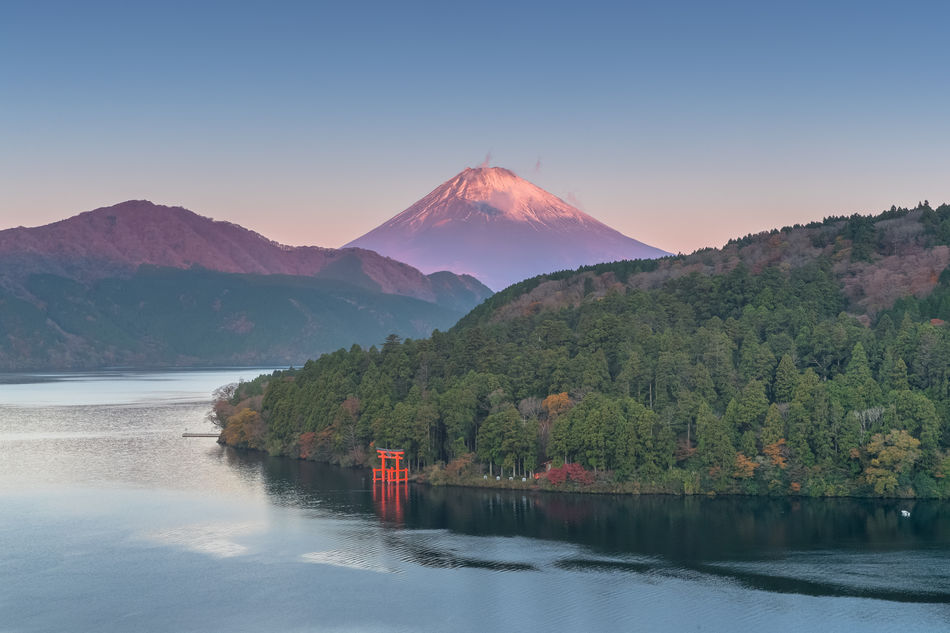 Lake Ashi & Mt Fuji - Japan tailor-made holidays