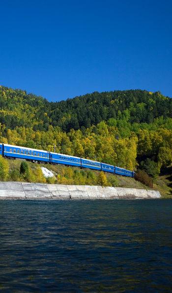 Trans-Siberian Express, Lake Bakail
