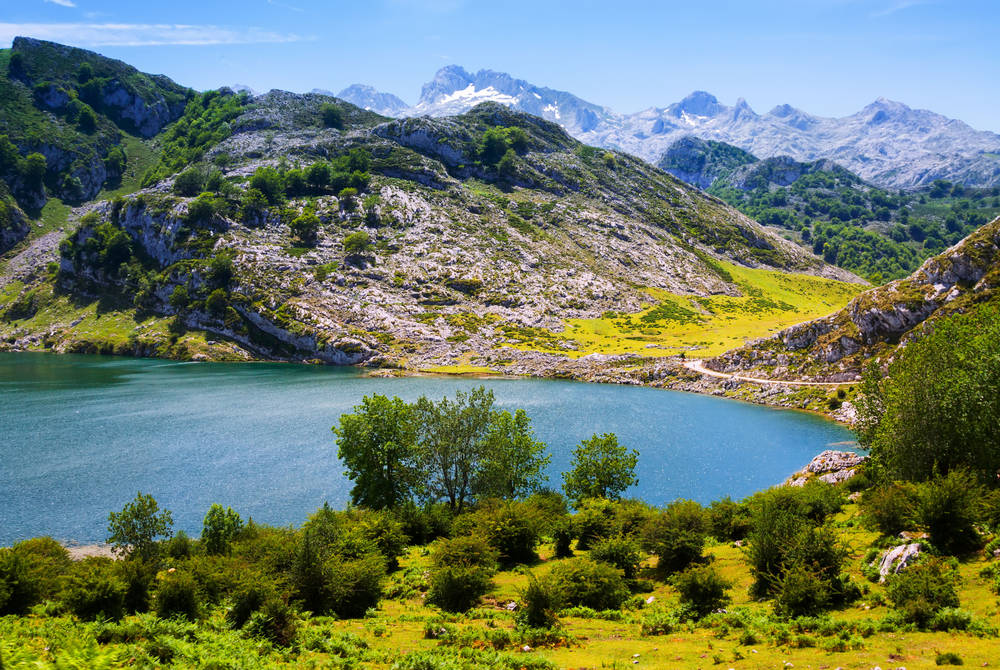 Lake Enol, Pica de Europa National Park