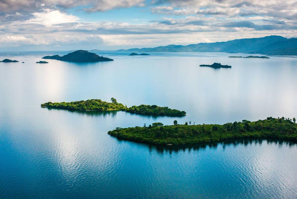 Lake Kivu, One & Only Nyungwe House, Rwanda
