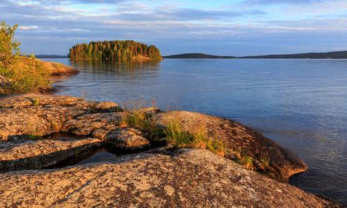 Lake Paijanne, Finland