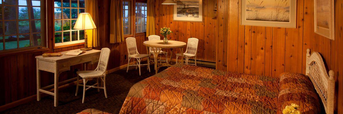 Lake Quinault Lodge, Washington