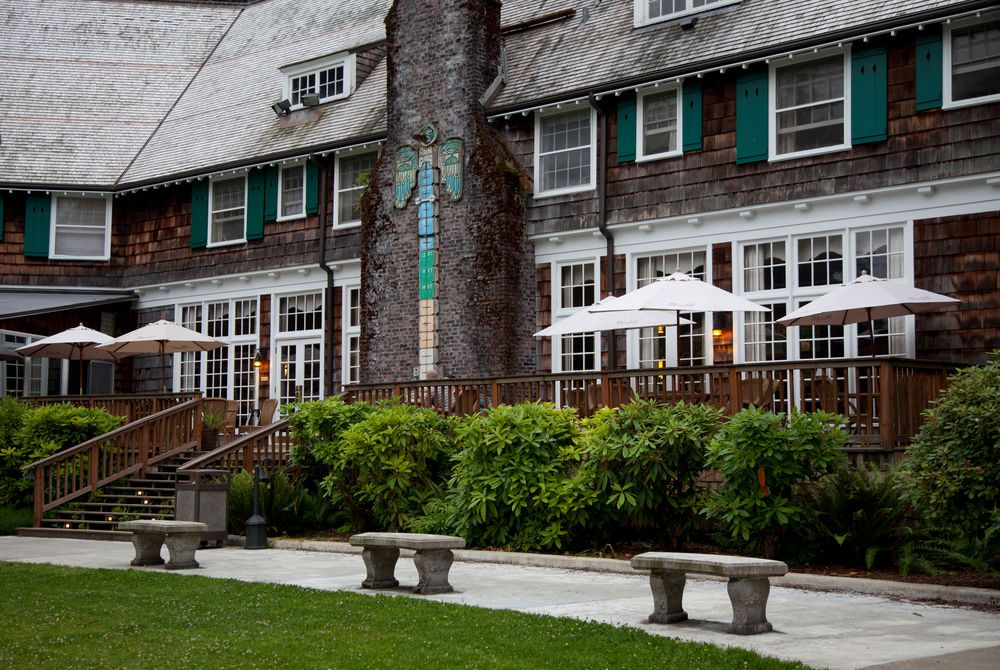 Lake Quinault Lodge, Washington