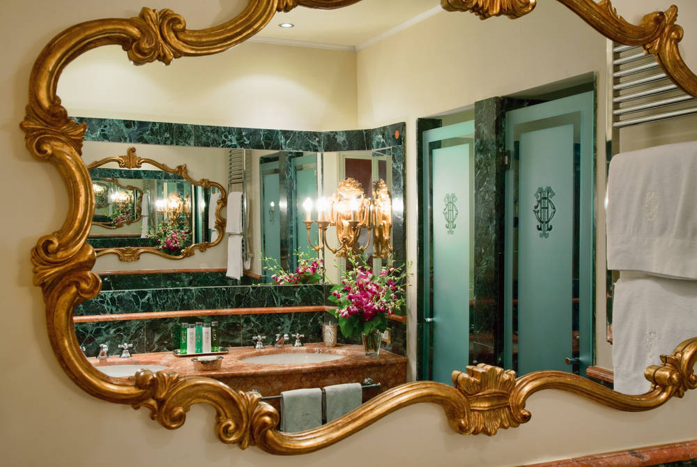 Lake View Prestige Bathroom, Grand Hotel Tremezzo