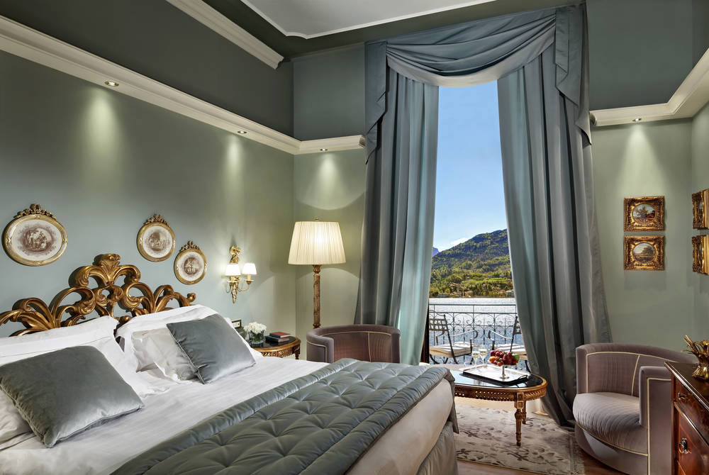 Lake View Prestige Room, Grand Hotel Tremezzo