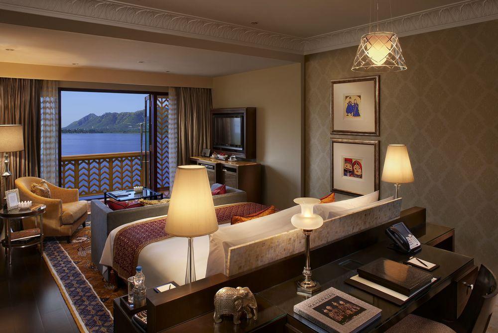 Lake View Room, The Leela Palace Udaipur