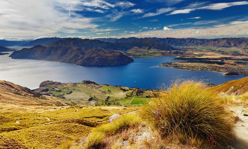 Lake Wanaka, Queenstown, New Zealand