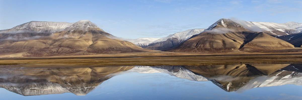 An alternative introduction to Svalbard