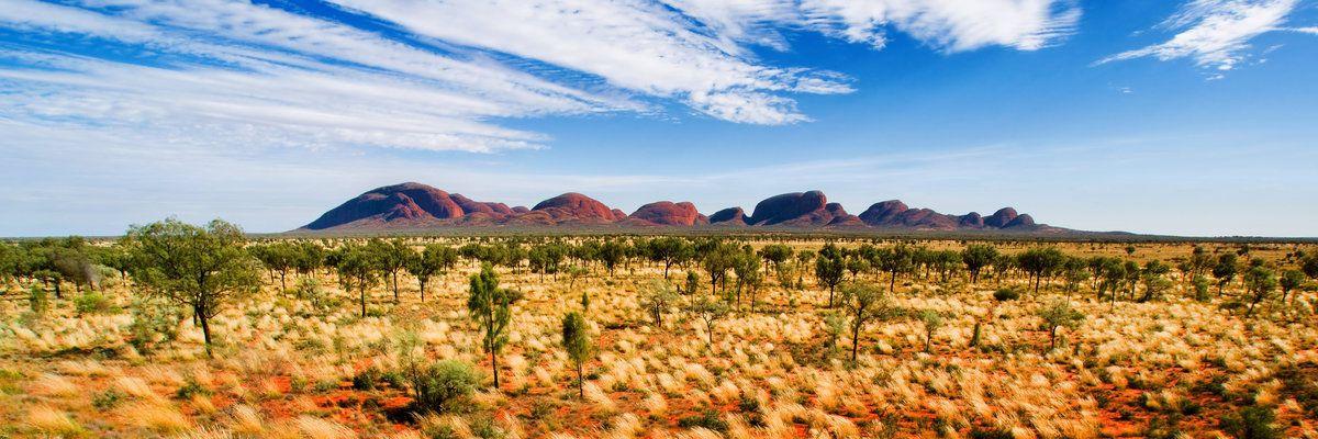 Landscape, Red Centre, Australia