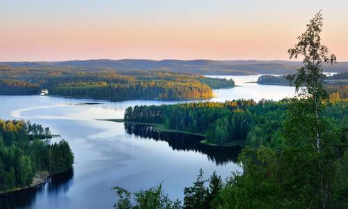 Spend a summer in Finland